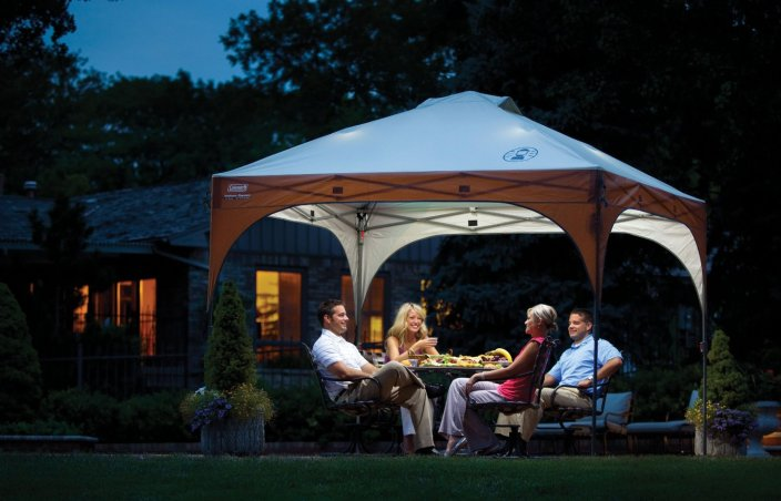 Coleman Instant Canopy with LED Lighting System-sale-01