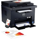 Dell C1765nfw Color Laser Multifunction Printer