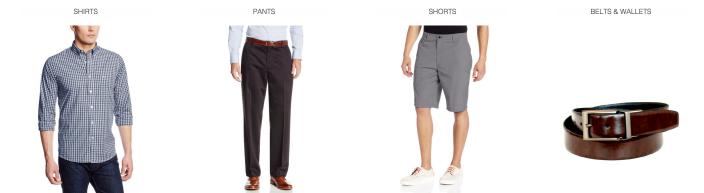 Dockers Men's clothing, shoes, belts-sale-01