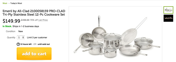 Emeril by All-Clad Tri-Ply Stainless Steel 12-Pc Cookware Set (2100058159)-sale-02