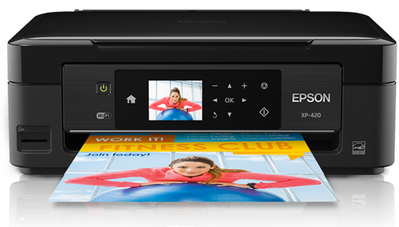 Epson Expression Home XP-420 Small-in-One Printer