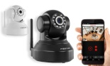 Foscam FI9816P HD Plug and Play Wireless:Wired Pan:Tilt IP Camera