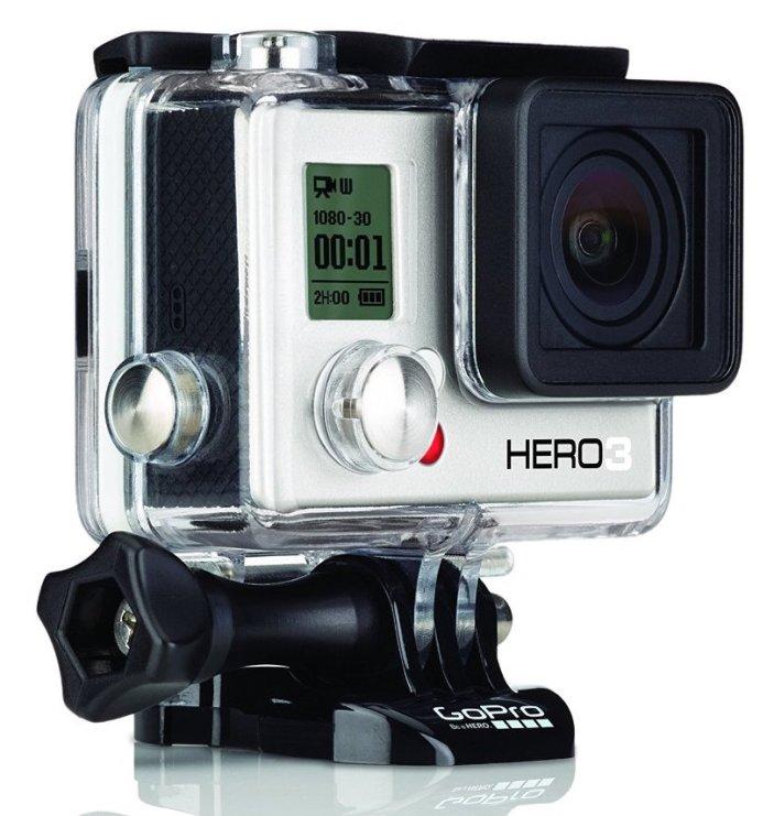 GoPro HERO3 White Edition Camera
