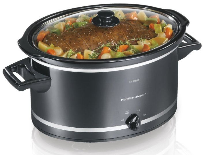 Hamilton Beach 8-Quart Slow Cooker (33182A)-sale-01