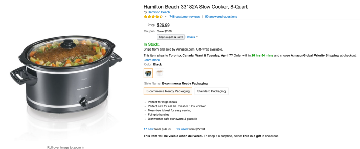 Hamilton Beach 8-Quart Slow Cooker (33182A)-sale-02