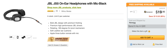 JBL J55i On-Ear Headphones-sale-01