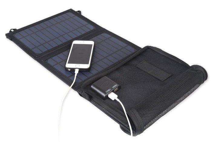 Keedox-USB-solar-charger