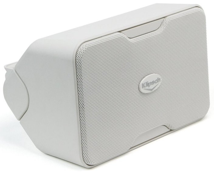 Klipsch CP-4 Compact Performance Series Outdoor Loudspeaker - Pair (White)