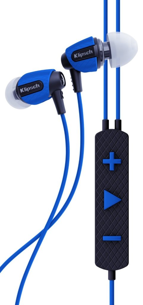 Klipsch Image S4i Rugged - all Weather In-Ear Headphones