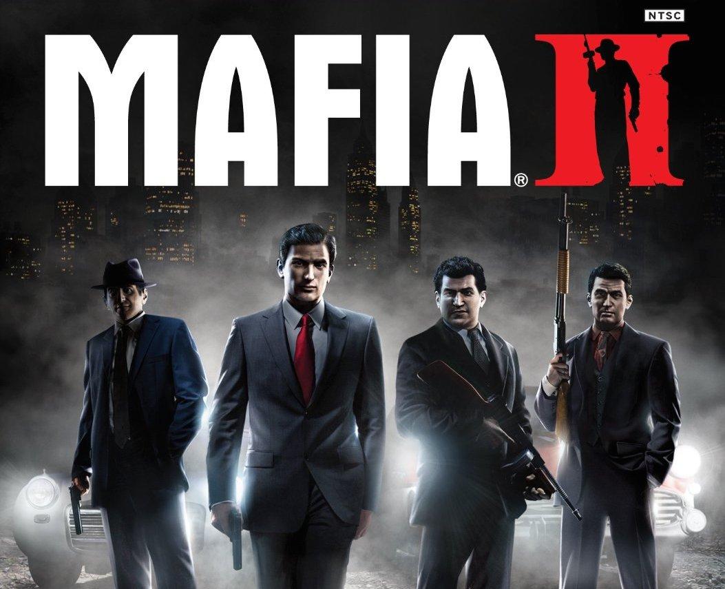 Mafia 2-Xbox Live