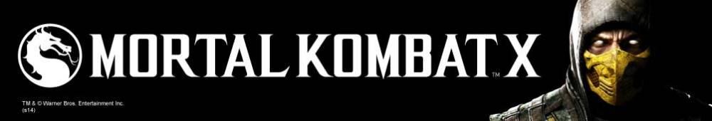 Mortal Kombat X-banner