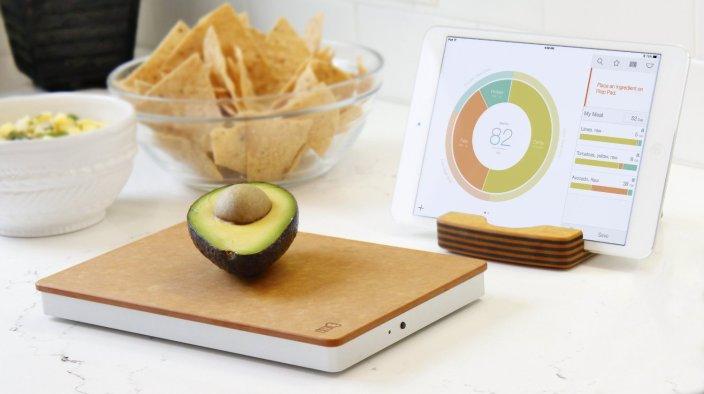 Orange Chef Prep Pad Smart Food Scale-sale-01