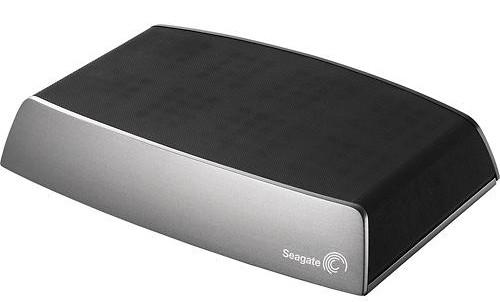 Seagate - Central 3TB Personal Cloud Storage External Hard Drive (NAS) - Black