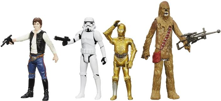 Star Wars a New Hope action figures