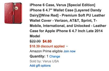 Verus 80 percent off sale black or red
