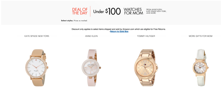 Watches for Mom-under100-01