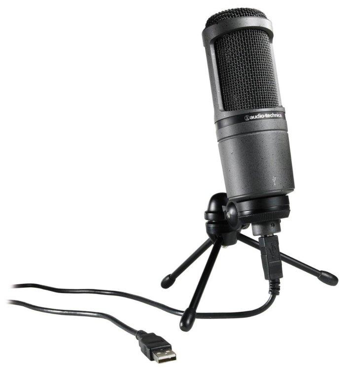 audio-technica-AT2020USB-mic