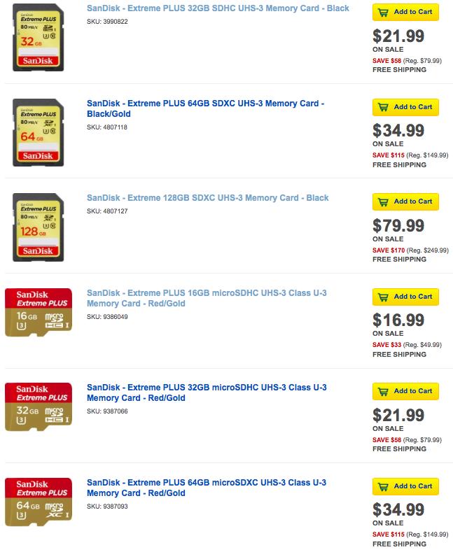 best-buy-sandisk-sd-card-deal