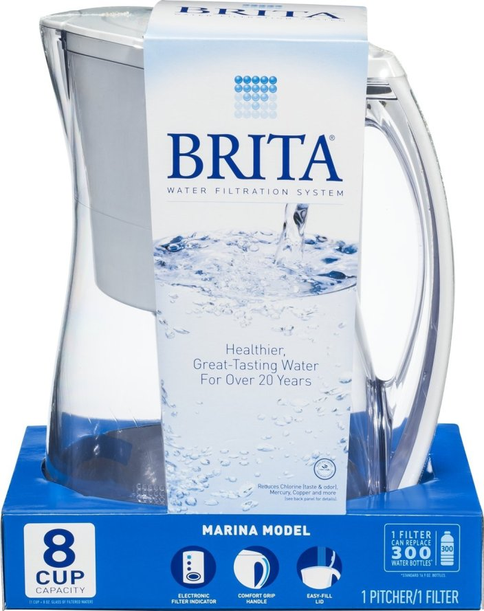 Brita Marina Water Filter Pitcher-sale-01