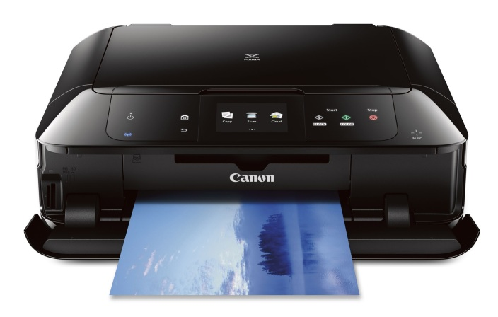 Canon PIXMA MG7520 Wireless Color All-in-One Inkjet Printer - Black + 32GB USB Drive