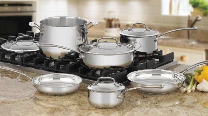 Cuisinart 10-Piece Contour Stainless Cookware Set-sale-01