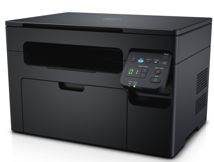 Dell B1163w wireless laser printer.