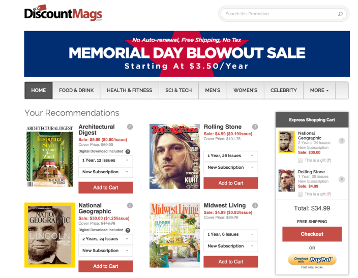 DiscountMags-Memorial Day Sale-Wired-GQ-ESPN-sale-02