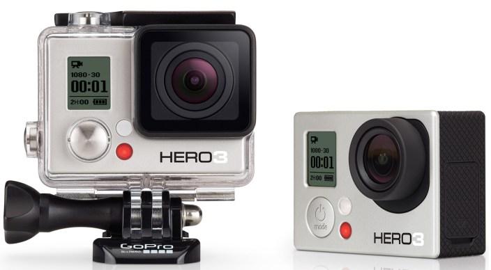 GoPro HERO3 White Edition Camera (refurb)