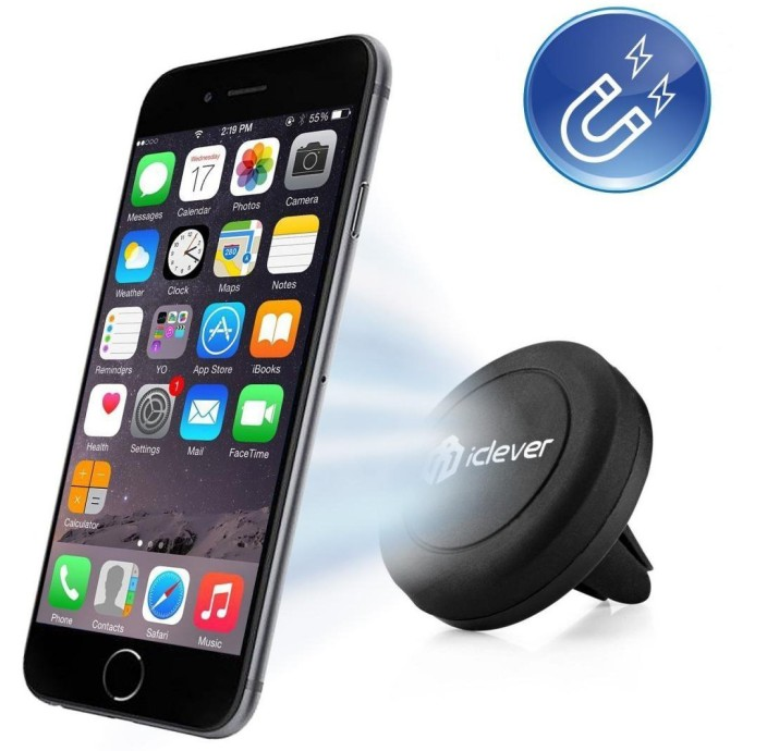 iclever magnetic car mount