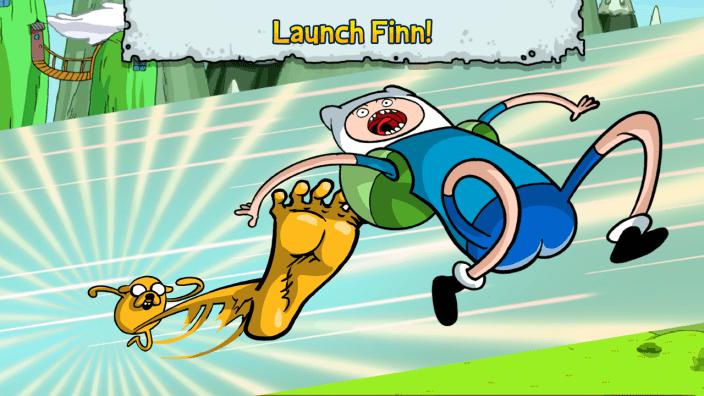 Jumping Finn Turbo - Adventure Time-sale-01