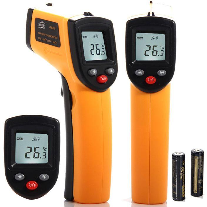laser thermometer gun