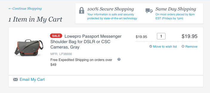 Lowepro Passport Messenger Shoulder Bag for Compact DSLR or CSC Cameras-sale-04