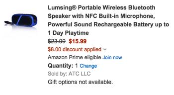 lumsing $8 off code