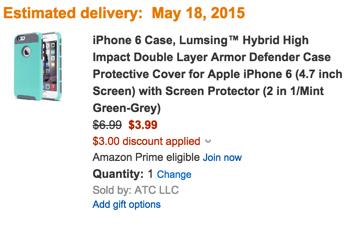lumsing case amazon