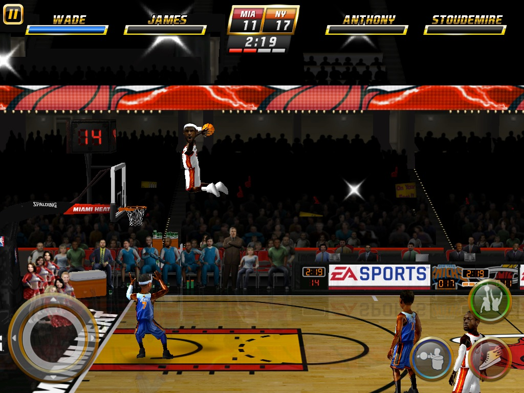 Nba Jam For Ios Goes Free For A Limited Time Thanks To Ign 9to5toys