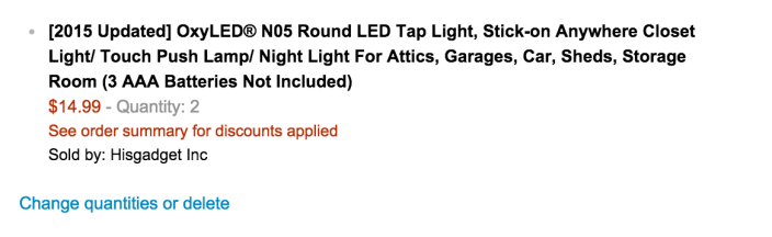 OxyLED N05 Round LED Stick-on Anywhere push lights-sale-02