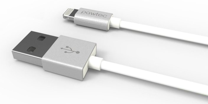 pawtec-mfi-lightning-cable