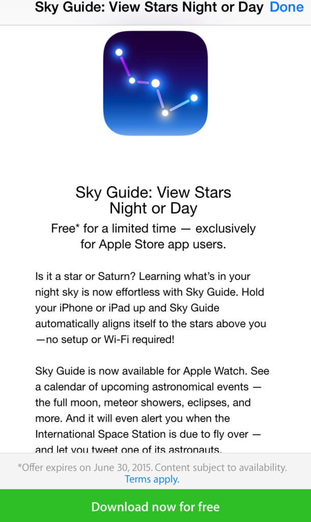 Sky Guide- View Stars Night or Day-iPhone-Watch-sale-free-06