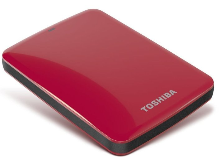 Toshiba Canvio Connect 1TB External USB 3.0 Hard Drive