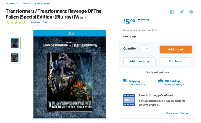Transformers-Revenge of the Fallen-bundle-Blu-ray-sale-01