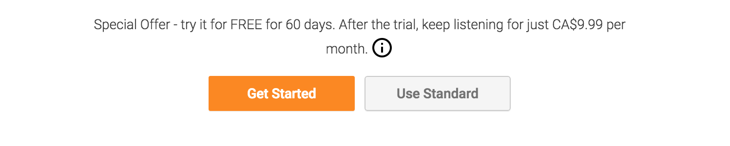 Google doubling the free trial period for new Play Music All