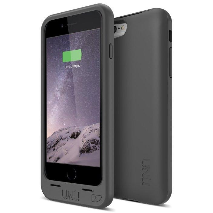 uNu DX-Free 2400 mAh iPhone 6 Battery Case
