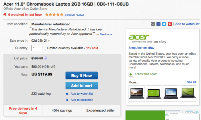 acer-chromebook-laptop-deal