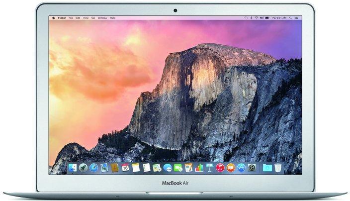 Apple Macbook Air 11.6%22 Latest Model 2015 MJVM2LL:A Intel i5 128GB