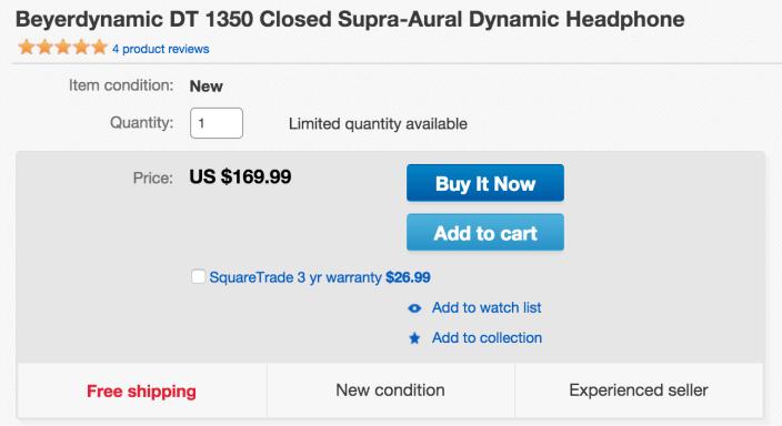 Beyerdynamic DT 1350 Closed Supra-Aural Dynamic Headphones-sale-03