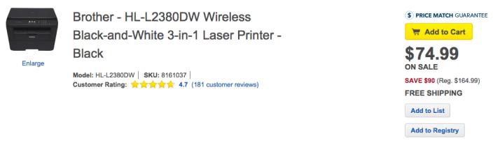brother-HL-L2380DW-best-buy