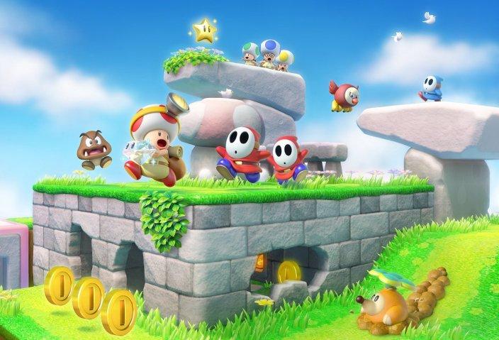 Captain Toad- Treasure Tracker on Wii U-sale-01