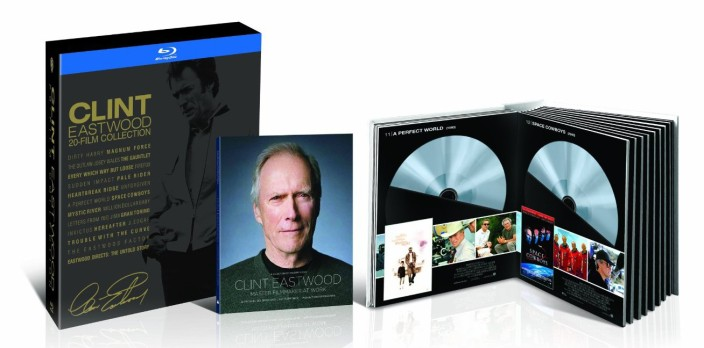 Clint Eastwood 20-Film Collection [Blu-ray]