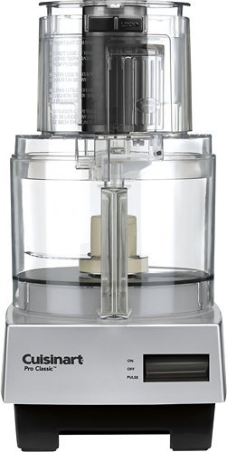 Cuisinart 7 Cup Pro Classic Food Processor in Brushed Chrome (DLC-10SBC)-sale-01
