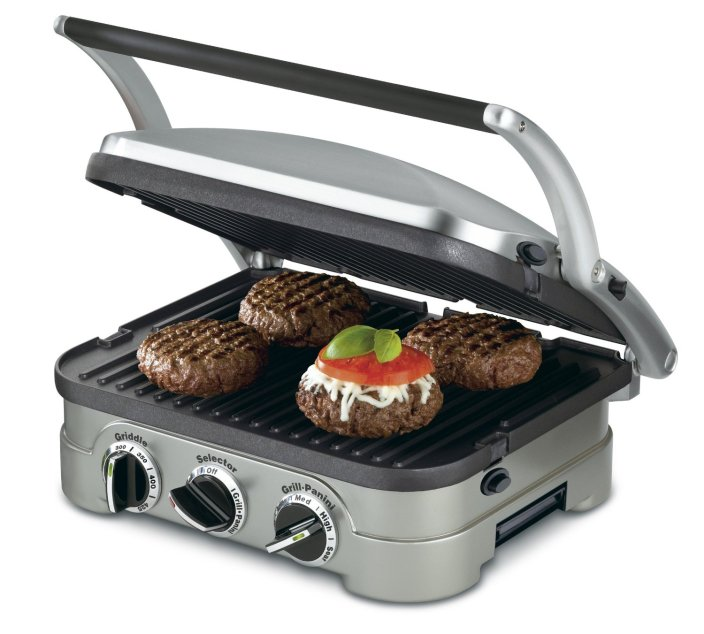 Cuisinart GR-4N 5-in-1 Griddler-sale-01